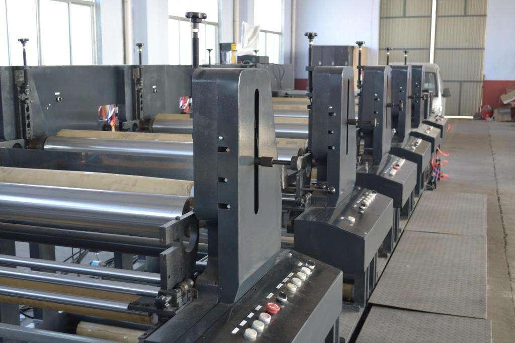 凹版印刷制板