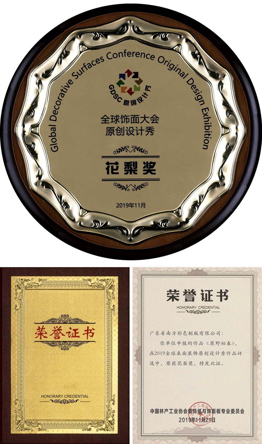 """""""饰面峰会隆重召开,南方制版创新出彩"""""""