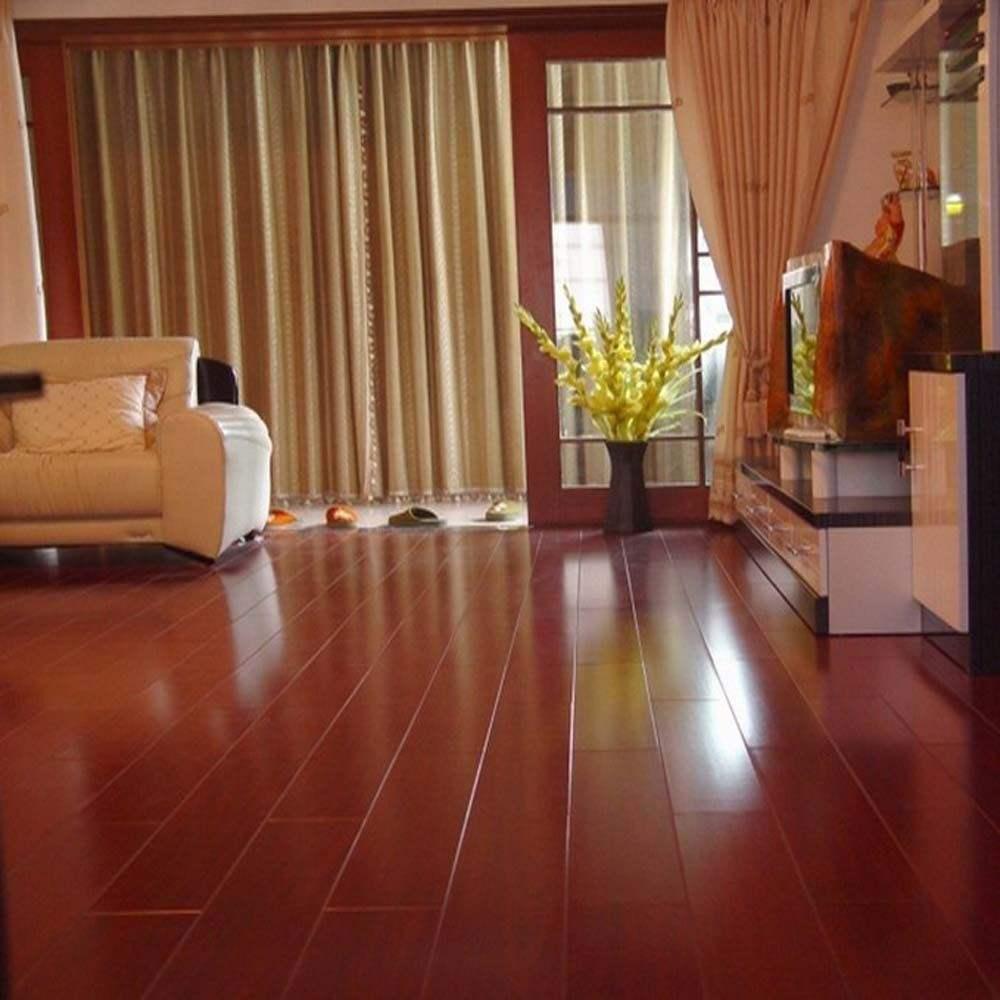 沙比利仿古实木地板