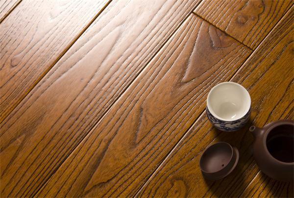 柞木仿古实木地板