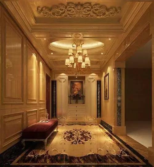 古典欧式装修风格类型一般来说会有哪些?